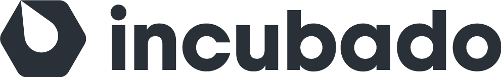 | incubado – incubating brands Logo